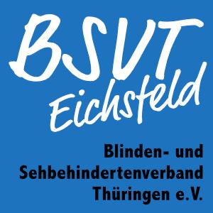 Blinden- und Sehbehindertenverband Thüringen e. V. Kreisorganisation Eichsfeld - Logo